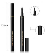 Factory direct Lomancy eyeliner is not blooming waterproof and sweat-resistant quick-drying soft and hard makeup makeup tools a generation