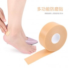 Anti-wear heel stick waterproof foam high-heeled shoes tape wear-resistant foot heel stick high-heeled men and women slip half yard pad