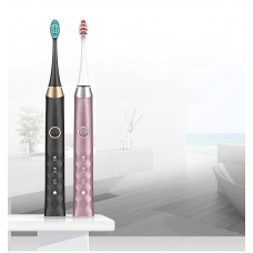 Seago Saijia electric toothbrush adult models Sonic soft hair home waterproof rechargeable vibration automatic toothbrush