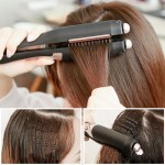 Pico four with curly hair buckle straight volume dual-use female electric roll bar corn hot splint must fluffy pad hair straightener