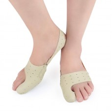 Ultra-thin breathable day and night with big feet thumb toe toe leather correction belt unisex breathable light