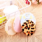 Makeup sponge can be printed LOGO single-sided leather non-latex air cushion bb puff domestic material air cushion puff