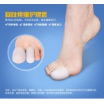 Factory direct quality medical toe protector foot care massage protection wholesale