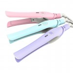 Electric splint straight volume dual-use air bangs buckle small straight hair ironing board mini straight clip hair curler does not hurt hair