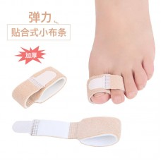 Toe overlap thumb valgus day and night with male and female fingers toe device Wear cloth toe stretcher