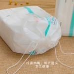Source manufacturers 222 bags of cotton pads thick section pressure double-sided double-effect makeup remover cotton beauty cleansing tools