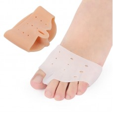 Left and right feet sebs thumb valgus protection sleeve forefoot protection insole toe sebs insole toe