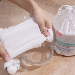 Source manufacturers disposable face towel bag cotton thickening pearl pattern beauty salon face cleansing towel towel