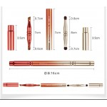 Lomancy a generation of 4 makeup brush stretch makeup brush rayon multi-functional beauty tools