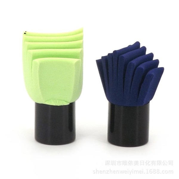 New Torch Sponge Puff Dry and Wet Hydrophilic Non-Latex Makeup Brush Cut Flour