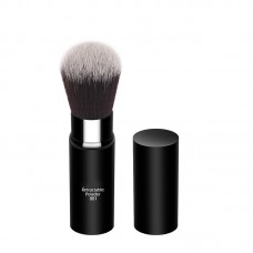 Lomancy beauty tools Europe and the United States market white black rayon makeup brush retractable brush loose powder brush