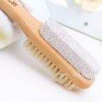 Exfoliating old manicure tool foot rubbing foot rubbing foot to foot skin repairing soles foot grinding stone volcanic stone