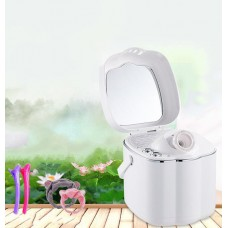 Golden rice KD-2332 steam face device Color light hot spray water meter Facial humidifier home beauty instrument