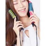 Pico mini curler small electric ironing board portable dormitory available curling iron air bangs curl artifact